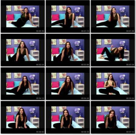 Miss Kelle Martina - 30 Cum Load Challenge