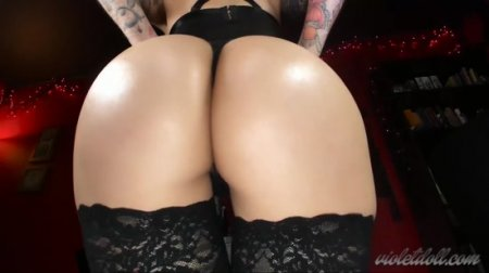 Violet Doll - Eat Ass