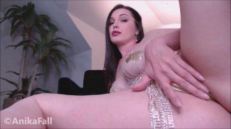 Anika Fall - Jewelled Goddess Chastity Tease